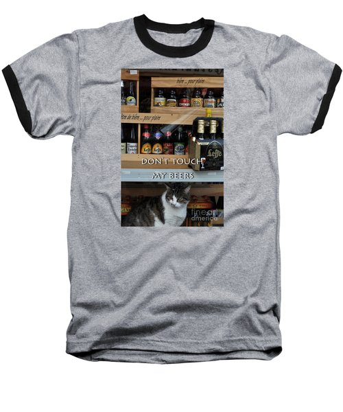 Beers Warden Baseball T-Shirt
