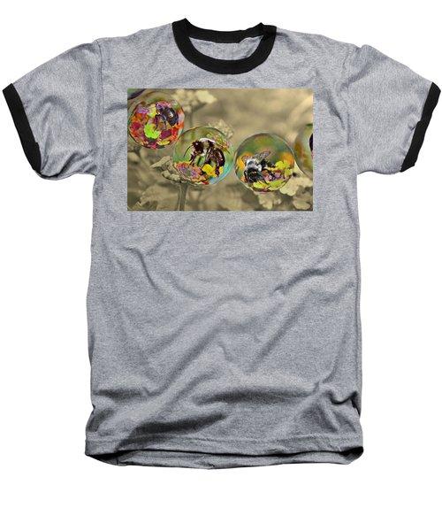 Bees Baseball T-Shirt