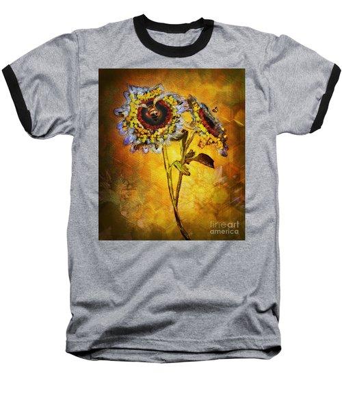 Bees To Honey Baseball T-Shirt