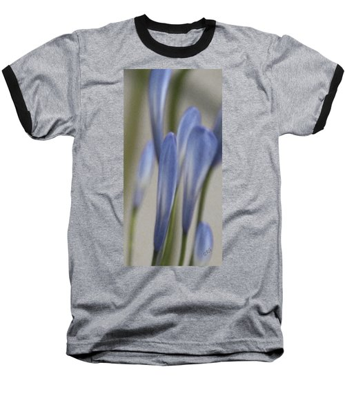 Before - Lily Of The Nile Baseball T-Shirt