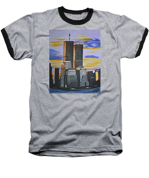 Before The Fall Baseball T-Shirt