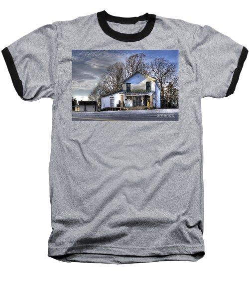 Before Walmart Baseball T-Shirt by Benanne Stiens