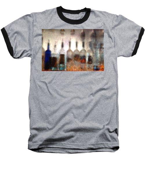 Behind The Bar Baseball T-Shirt