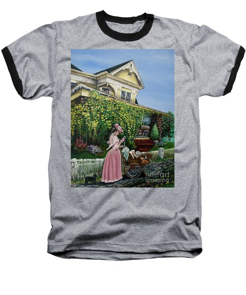 Behind The Garden Gate Baseball T-Shirt