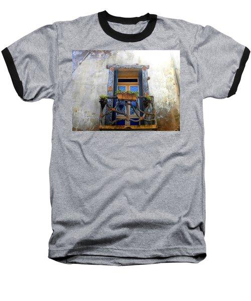 Behind The Window ... Baseball T-Shirt