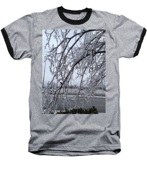 Bejewelled Branches Baseball T-Shirt