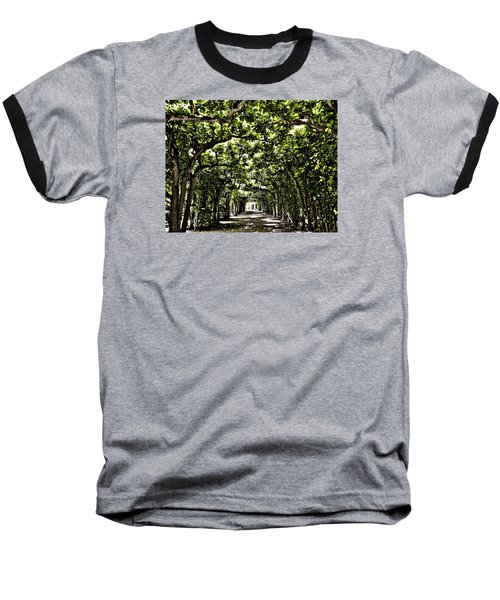 Baseball T-Shirt featuring the photograph Believes ... by Juergen Weiss