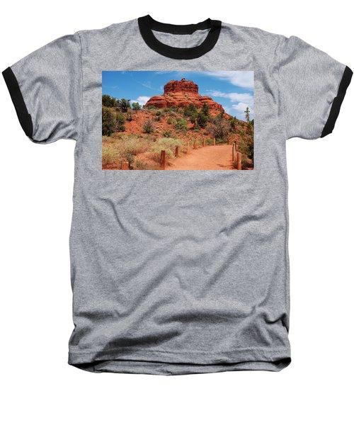 Bell Rock - Sedona Baseball T-Shirt
