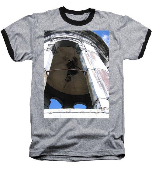 Bell Tower Baseball T-Shirt