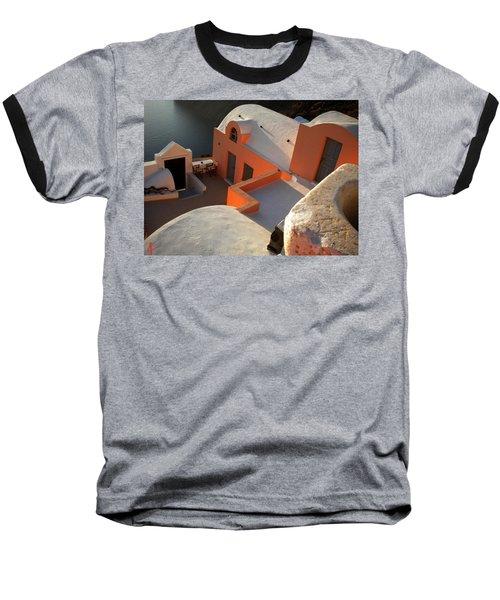 Bella Santorini Hause Baseball T-Shirt