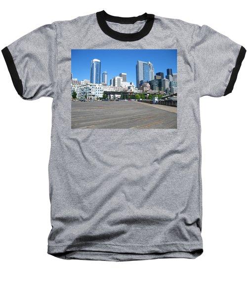 Below The Line Baseball T-Shirt