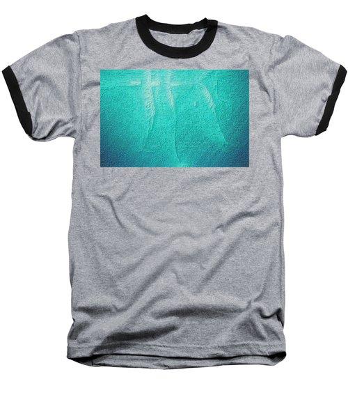 Beluga Abstract Baseball T-Shirt