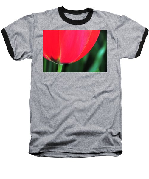 Baseball T-Shirt featuring the photograph Beneath by Mike Martin