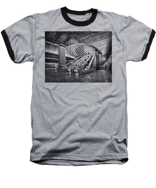 Beneath The Surface Of Reality Baseball T-Shirt