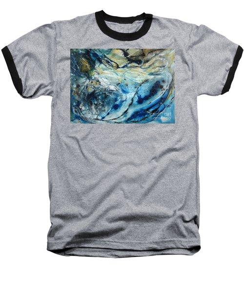 Beneath The Surface Baseball T-Shirt