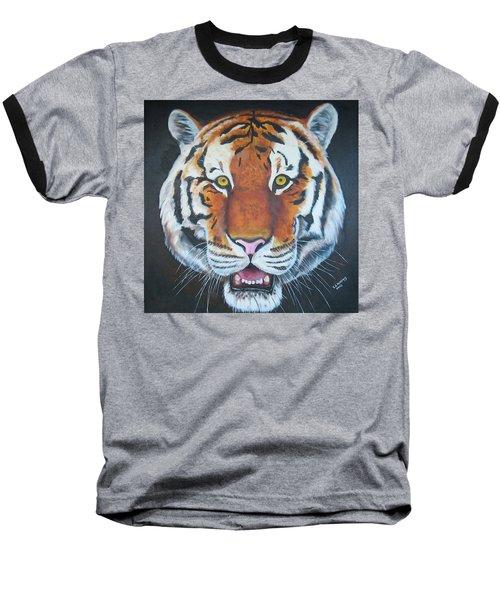 Bengal Tiger Baseball T-Shirt