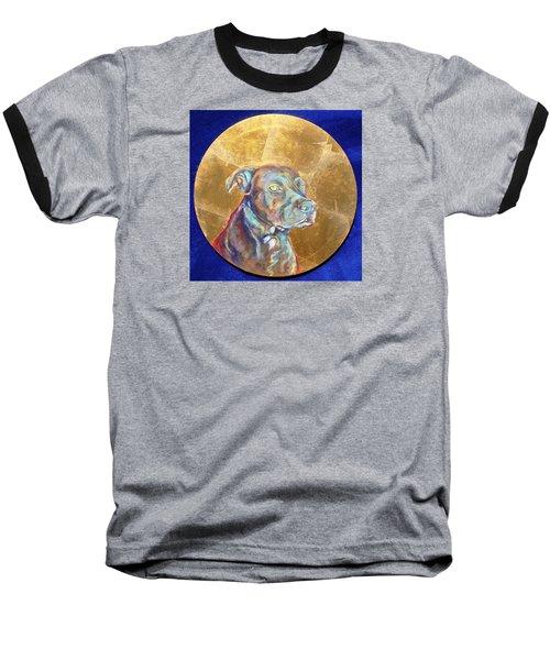 Beowulf Baseball T-Shirt by Ashley Kujan