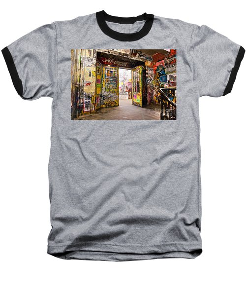 Berlin - The Kunsthaus Tacheles Baseball T-Shirt
