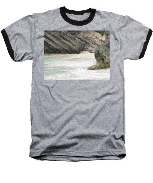 Bermuda Beach Baseball T-Shirt