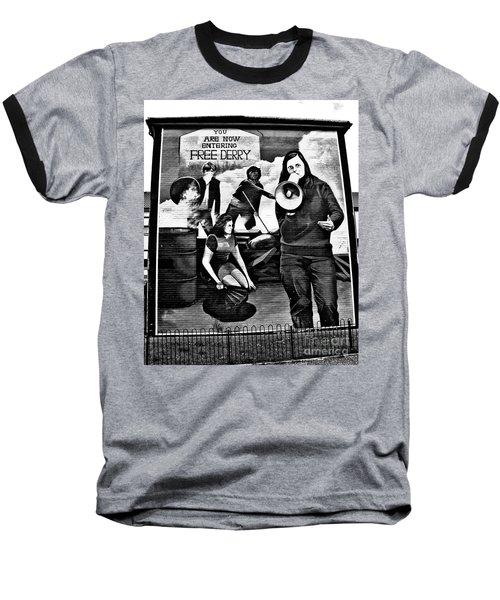 Bernadette Baseball T-Shirt