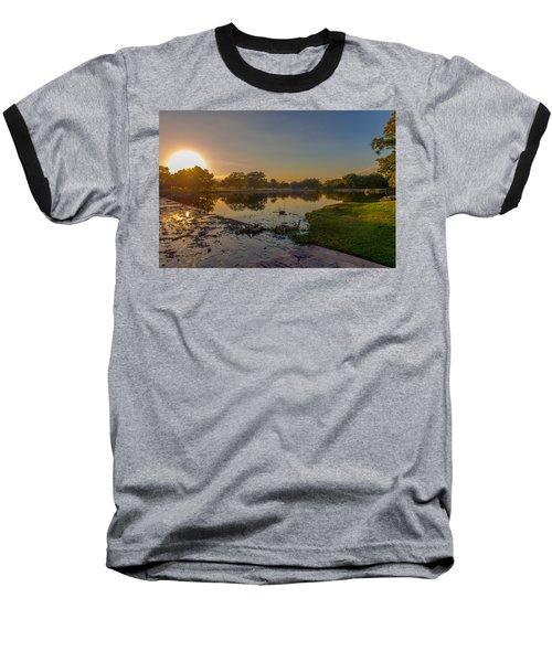 Berry Creek Sun Set Baseball T-Shirt