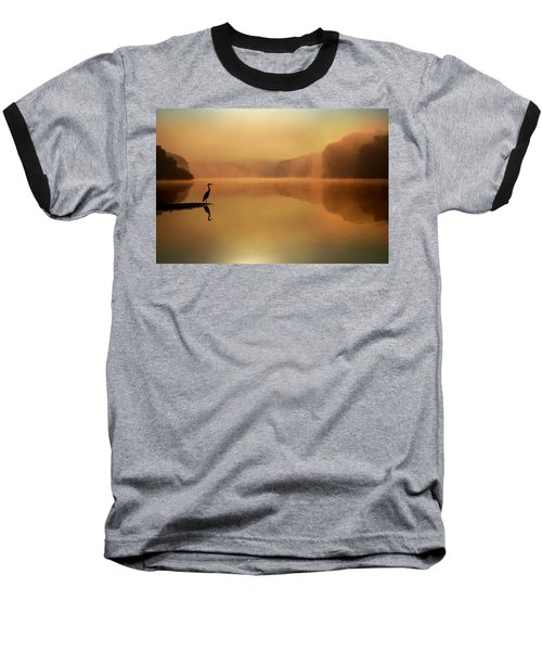 Beside Still Waters Baseball T-Shirt