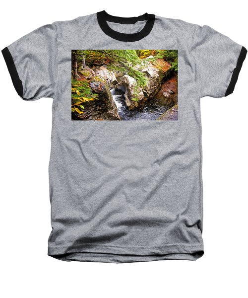 Baseball T-Shirt featuring the photograph Beside The Water by Bill Howard