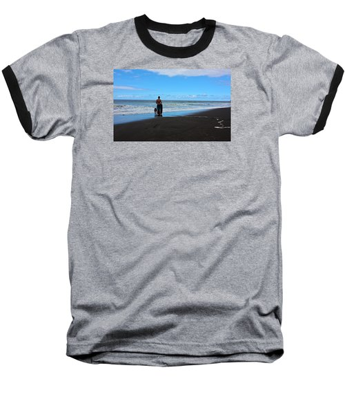 Best Friends Boogie Baseball T-Shirt by Venetia Featherstone-Witty