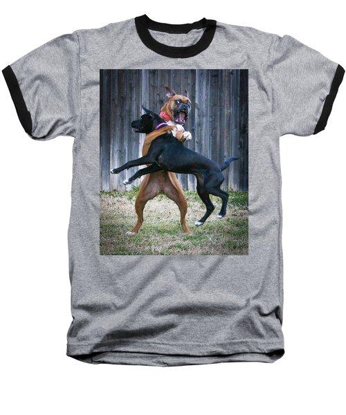 Best Of Friends Baseball T-Shirt
