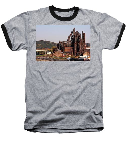 Bethlehem Steel # 8 Baseball T-Shirt