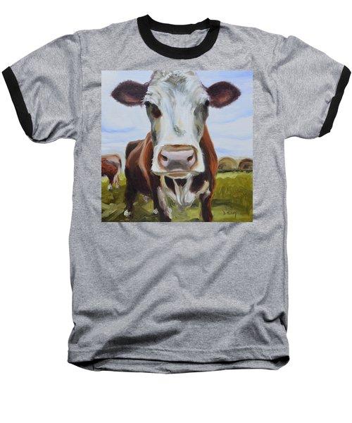 Betsy Baseball T-Shirt by Donna Tuten