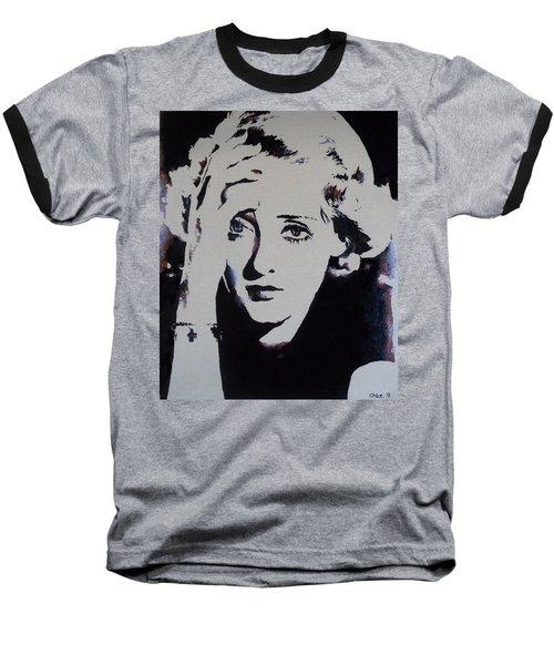 Bette Davis Baseball T-Shirt