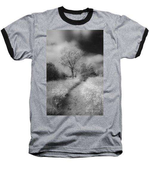 Between Black And White-23 Baseball T-Shirt