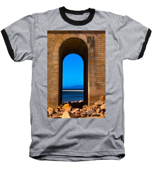 Between Sea And Sky Baseball T-Shirt