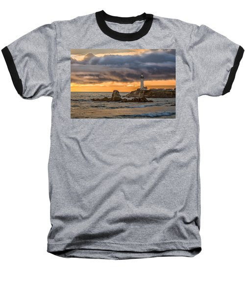 Between Storms Baseball T-Shirt