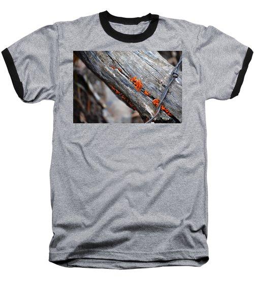 Between The Cracks Baseball T-Shirt