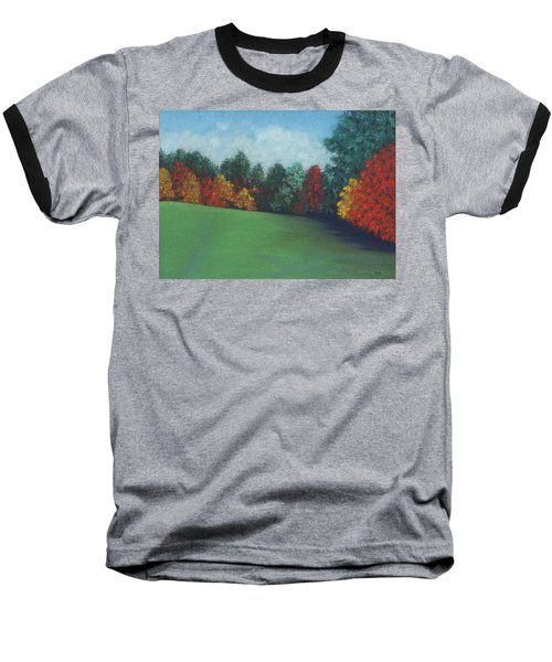 Between The Rainstorms Baseball T-Shirt