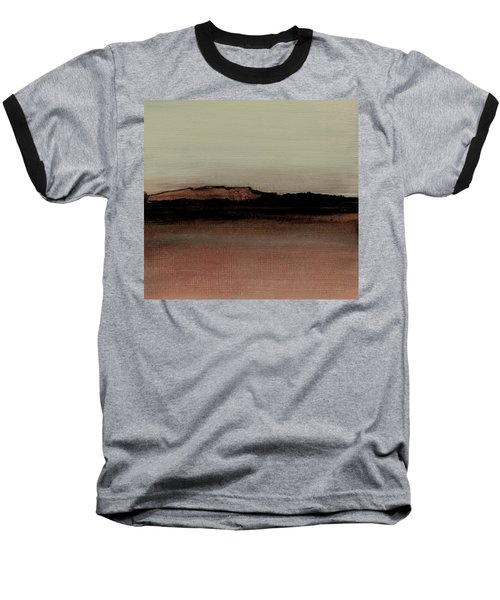 Between The Woods And Frozen Lake  Number 1133-10 Baseball T-Shirt
