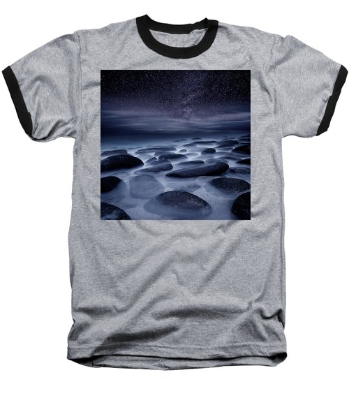 Baseball T-Shirt featuring the photograph Beyond Our Imagination by Jorge Maia