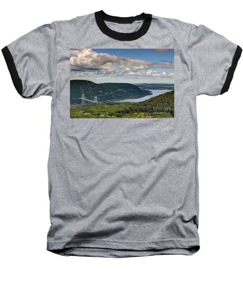Beyond The Bridge Baseball T-Shirt