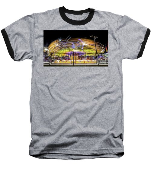 Beyond The Safety Fence Baseball T-Shirt