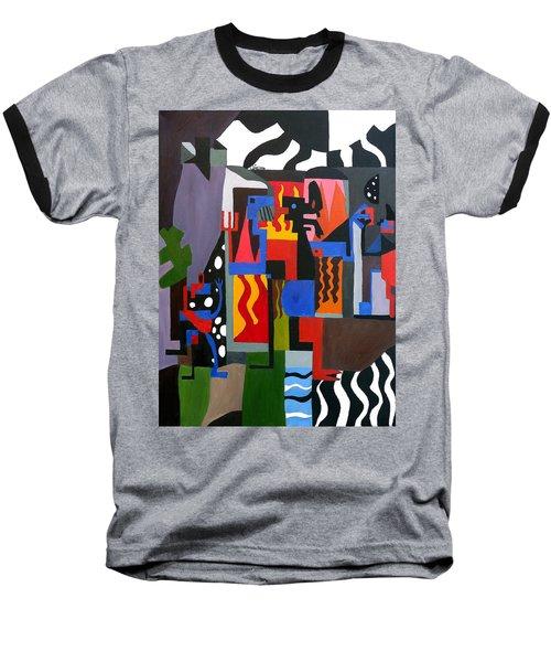 Bicloptochotik Baseball T-Shirt