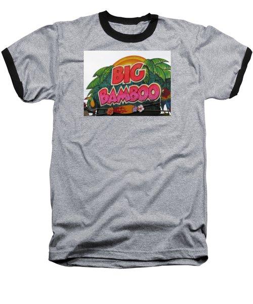 Big Bamboo Baseball T-Shirt
