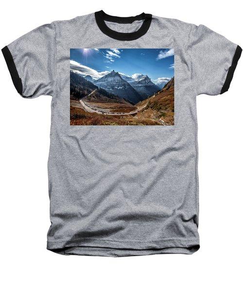 Big Bend Baseball T-Shirt by Aaron Aldrich
