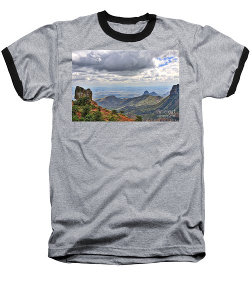 Big Bend National Park Baseball T-Shirt