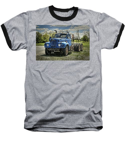 Big Blue Mack Baseball T-Shirt