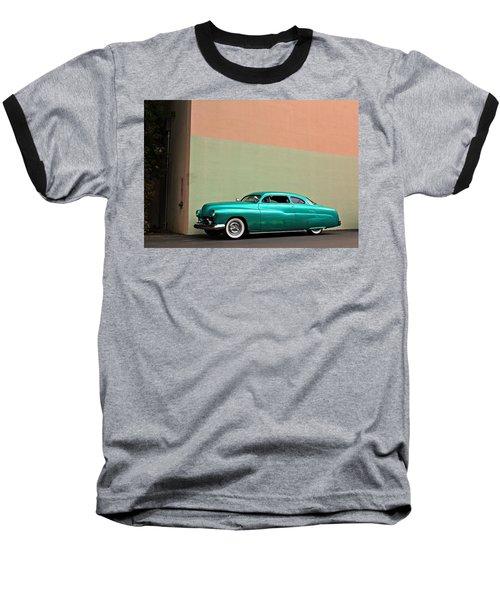 Big Green Merc Just Around The Corner Baseball T-Shirt