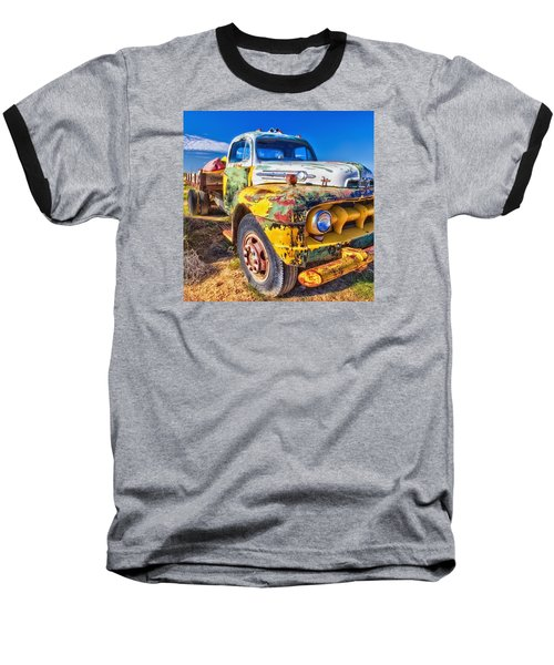 Big Job Baseball T-Shirt