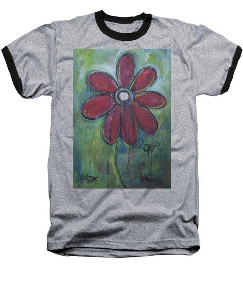 Big Love Daisey Baseball T-Shirt