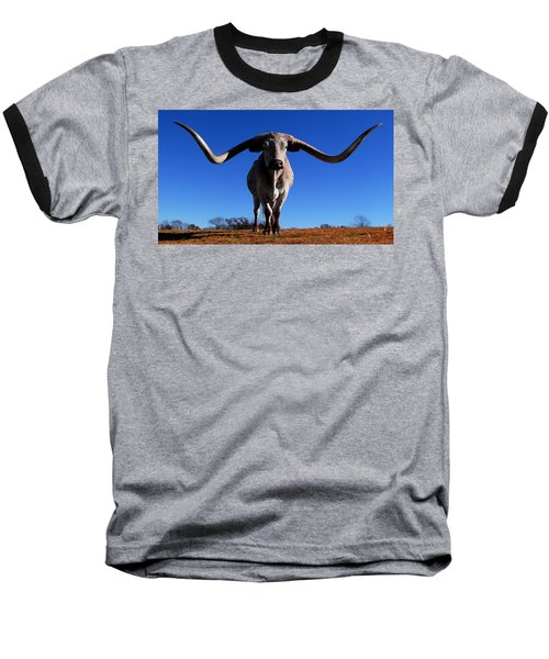 Big Moe Baseball T-Shirt